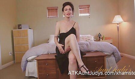 Anja Olsen entrò in casa per il suo amante порноактеру e ha dato video amatoriali scopate italiane nel culo