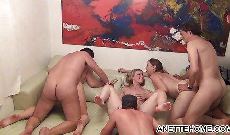 Trio Anale video amatoriali porno free Con due lussuose ragazze teneri