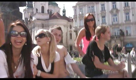 Orgia di film porno amatoriali fatti in casa Ceca Scambisti