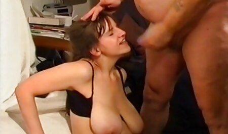 Romantico anale e vaginale sesso con video hot gratis amatoriali una bionda in calze
