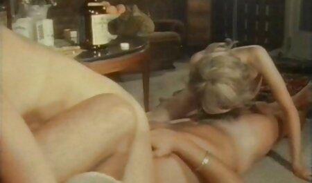 Appassionato mamma, Nancy video amatoriali porche si diverte con il suo amante